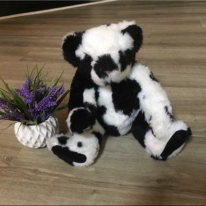 Vermont teddy bear cow bear